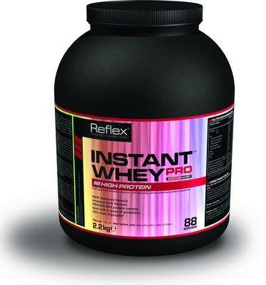 Proteiny - bílkoviny Reflex Nutrition Instant Whey PRO, 2,2kg