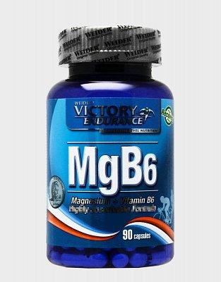 Vitamíny a minerály Weider MgB6, 90 kapslí