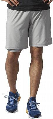 Pánské běžecké kraťasy adidas SupernovaDual Short Men