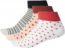adidas Performance Graphic Ankle Thin 3PP