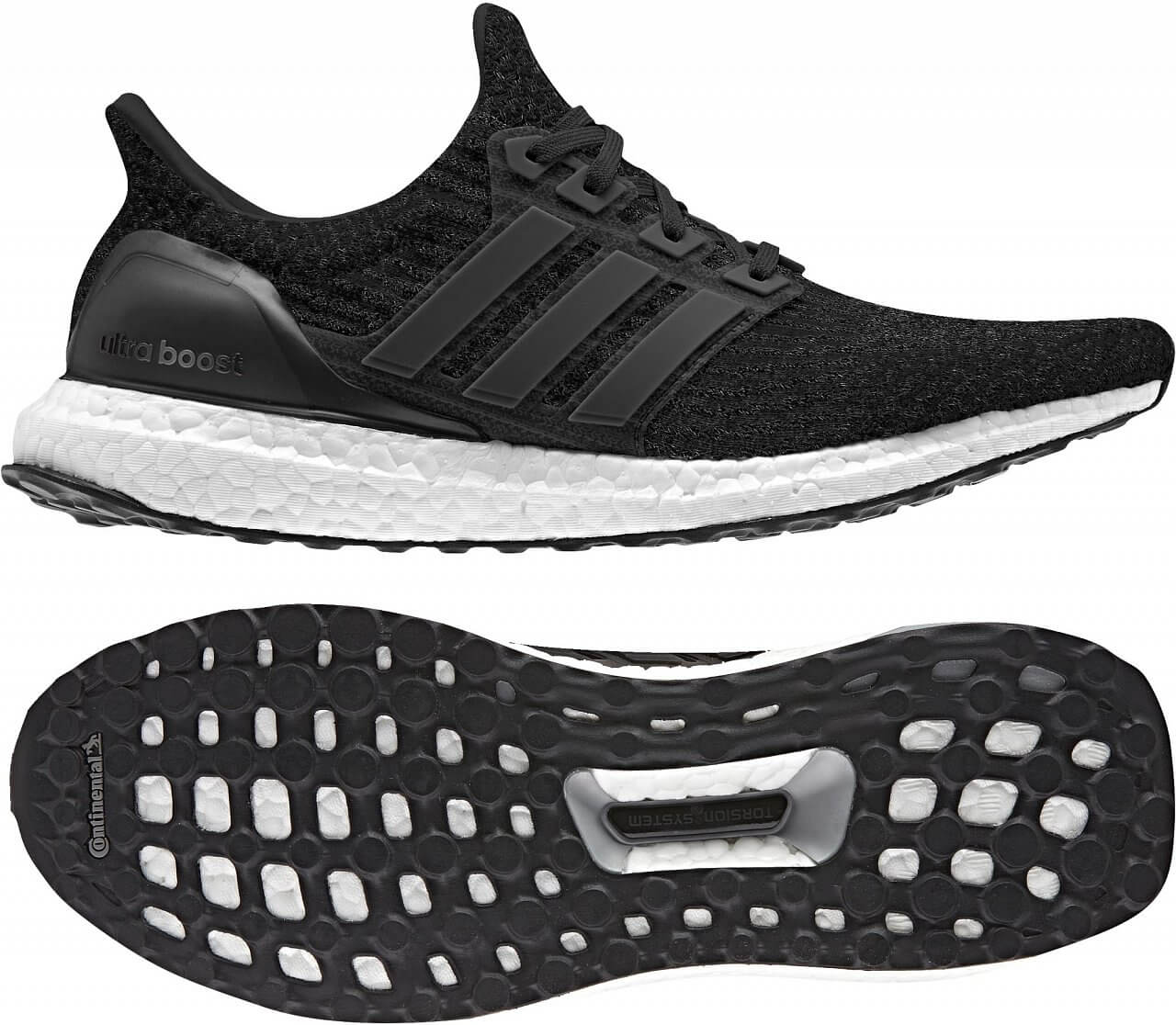 Pánske bežecké topánky adidas UltraBOOST