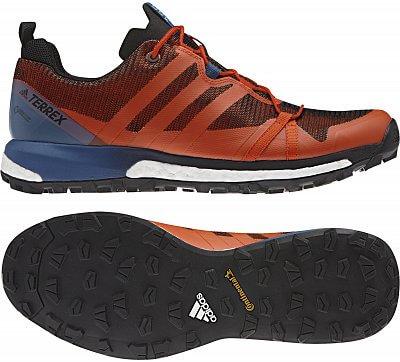 adidas Terrex Agravic GTX - pánske bežecké topánky  dbd9cbc5f5b