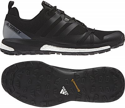 adidas Terrex Agravic - pánské běžecké boty