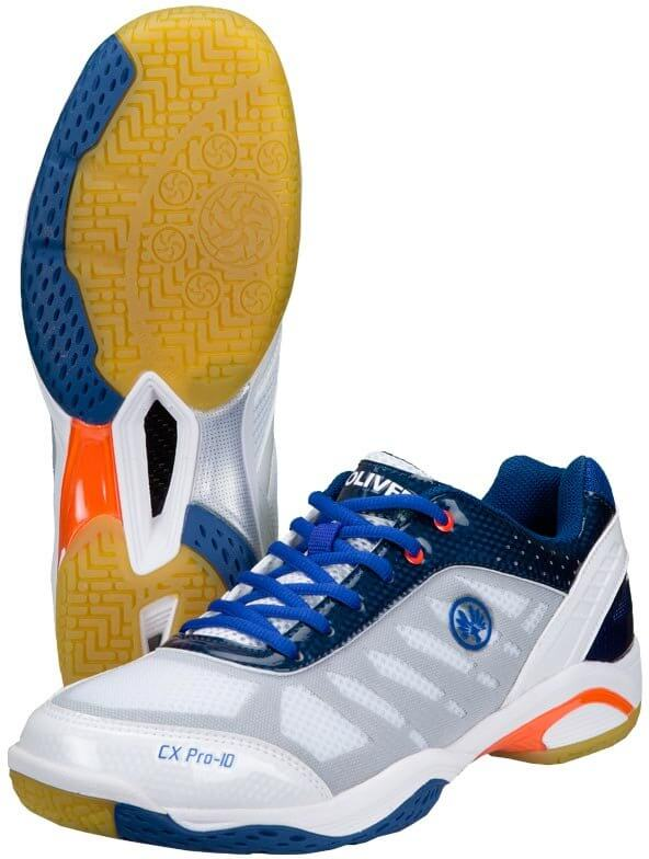Unisexová halová obuv Oliver CX PRO 10