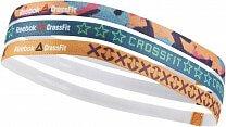 Reebok CrossFit Thin Headband 3 Pack