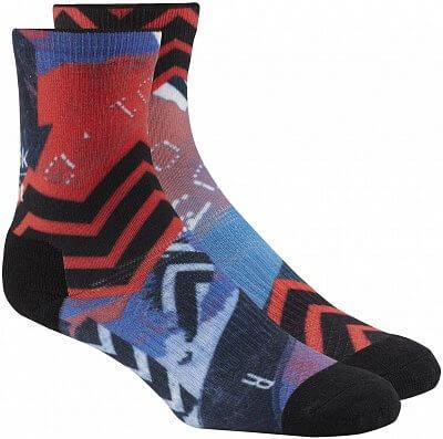 Reebok CrossFit Stripe Crew Sock - dámske ponožky  4d5fc26946