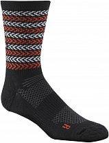 Reebok One Series Stripe Crew Sock
