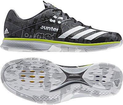 adidas Counterblast Falcon - pánske halové topánky  a6b656f35d