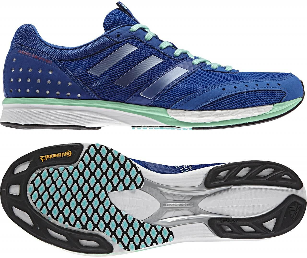 Pánské běžecké boty adidas adizero takumi ren m