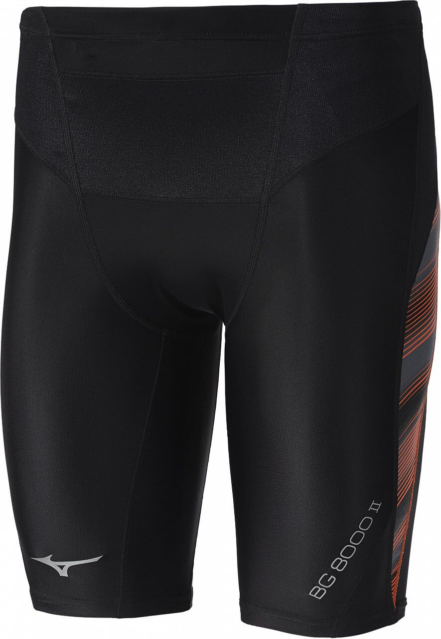 Mizuno BG8000-2 Premium Mid Tights. Pánské běžecké kalhoty 2c4c91dfa3