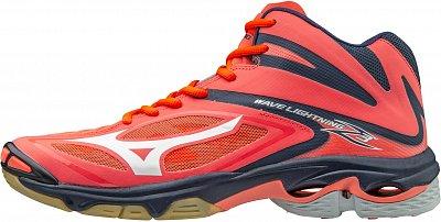 Mizuno Wave Lightning Z3 MID - dámske halové topánky  59e23115ed