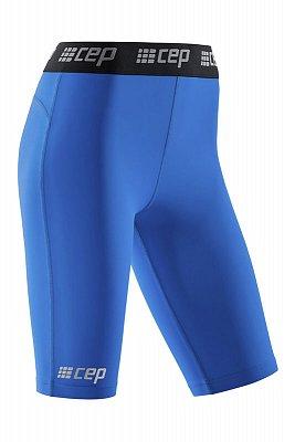 Kraťasy CEP Sportovní šortky BASE active dámské modrá