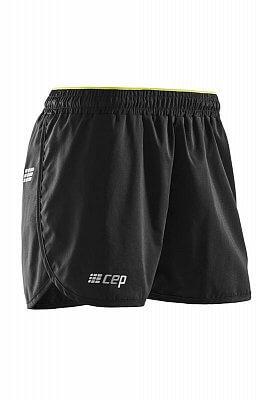 Kraťasy CEP Volné sportovní šortky dámské černá