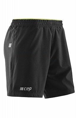 Kraťasy CEP Volné sportovní šortky pánské černá