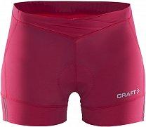 Craft W Cyklokalhoty Velo Hot Pants růžová