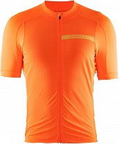 Craft Cyklodres Verve Jersey oranžová