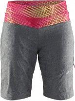 Craft W Cyklošortky Velo XT Shorts šedá