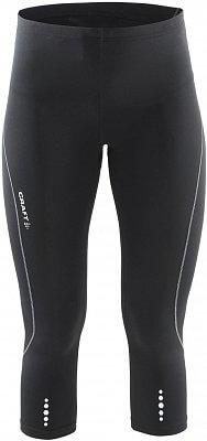 Kalhoty Craft W Kalhoty Mind Capri černá