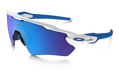 Sluneční brýle Oakley Radar EV XS Path Pol Wht w/ Sapphire Irid