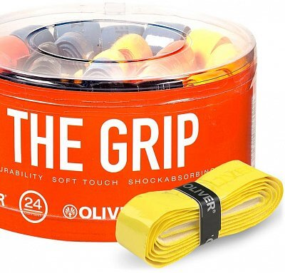 Grip Oliver X–Dry žlutá