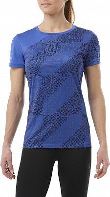 Dámske bežecké tričko Asics Lite-Show SS Top