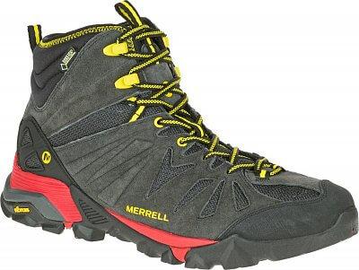 Merrell Capra Mid Gore-Tex - pánské outdoorové boty  6856fb91b3