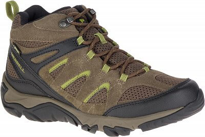 Pánská outdoorová obuv Merrell Outmost Mid Vent GTX