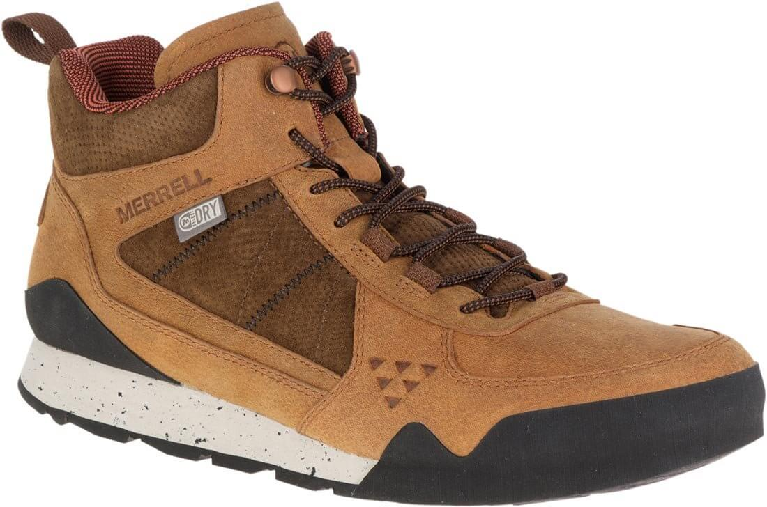 55213c8d250 Merrell Burnt Rock Mid WTPF