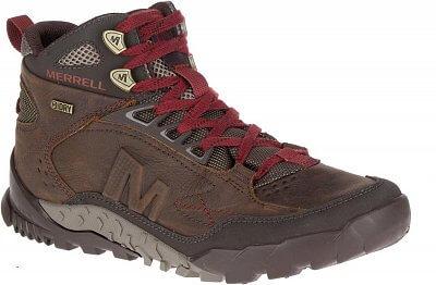 24baf488556 Merrell Annex Trak Mid WTPF - pánské outdoorové boty