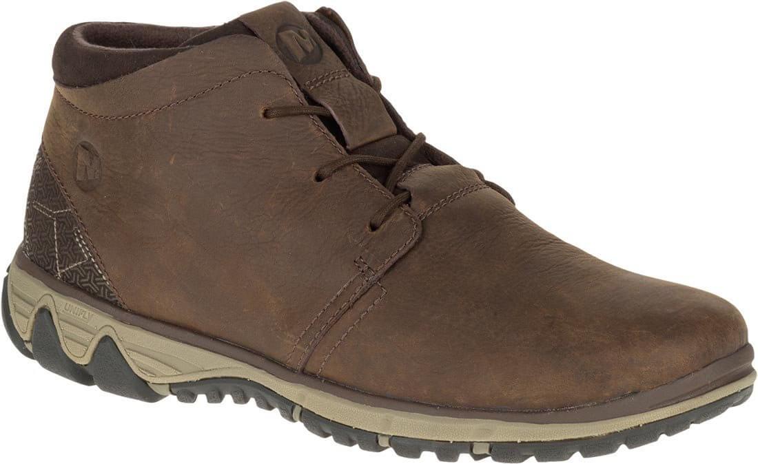 Pánska vychádzková obuv Merrell All Out Blazer Chukka North
