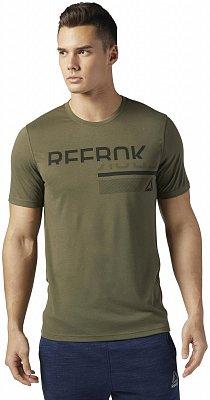 945e5cd3eb0 Pánské sportovní tričko Reebok Workout Ready Supremium 2.0 Tee
