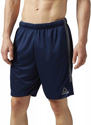 Pánske športové kraťasy Reebok Workout Ready Knit Short e54147b31f