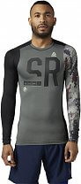 Reebok Spartan Race Long Sleeve Compression