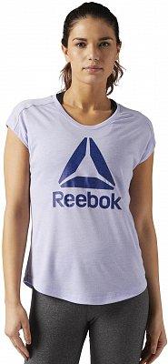 Dámské sportovní tričko Reebok Workout Ready Supremium Big Delta Tee