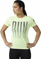 Reebok Running Activchill Run Graphic Tee