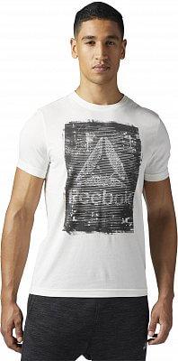 Pánské sportovní tričko Reebok Be More Human Tee