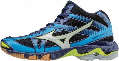 Unisexová volejbalová obuv Mizuno Wave Bolt 6 Mid
