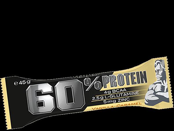 Tyčinky Weider 60% protein bar, 45g