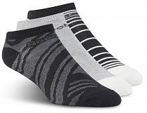 Reebok Womens Foundation Graphic Sock