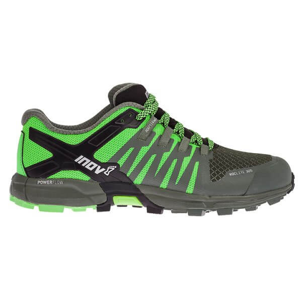 Inov-8 ROCLITE 305 (M) green black Default - pánské běžecké boty ... 531ea64f07