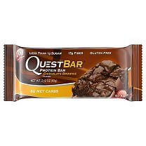 Quest Nutrition Quest Bar Chocolate Brownie,  60g - expirace 18.9.2017