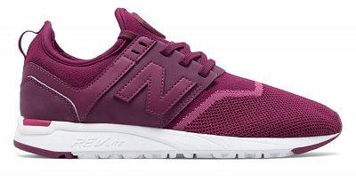 Dámská volnočasová obuv New Balance WRL247EB