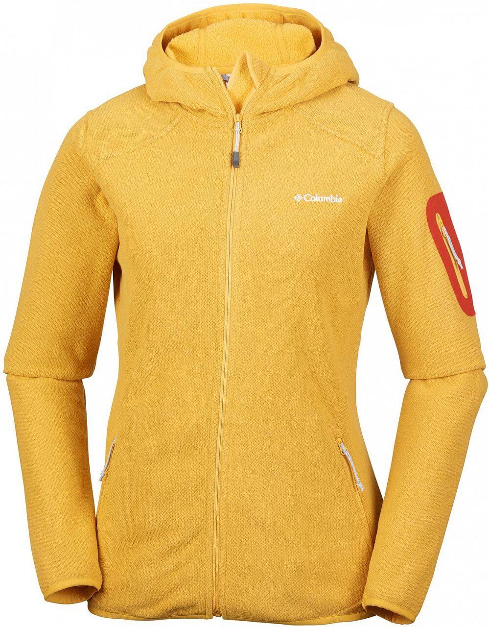 Columbia Outdoor Novelty Hooded Fleece | Sanasport.cz