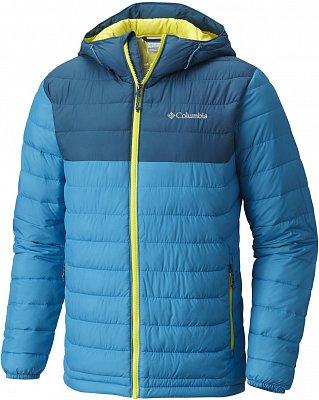 e64927e59f7 Pánská zimní bunda Columbia Powder Lite Hooded Jacket