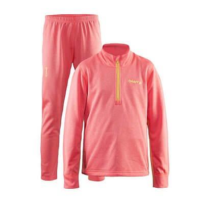 Spodní prádlo Craft Set Junior červená