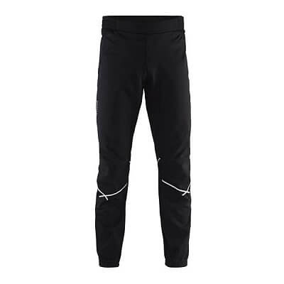 d510d5fbf01f Craft Nohavice Force čierna - pánske nohavice