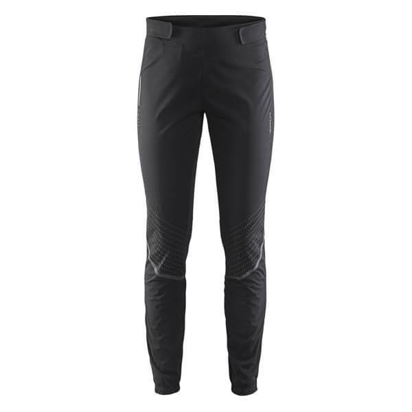 Kalhoty Craft W Kalhoty Stratum černá