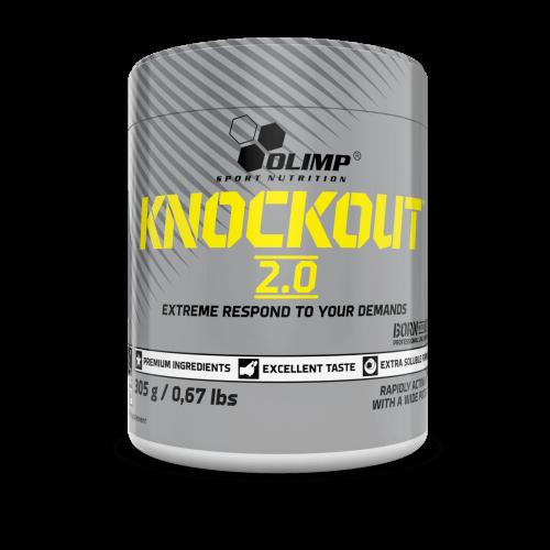 Anabolizéry a stimulanty Olimp Knockout 2.0, 305g