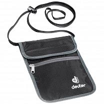 Deuter Security Wallet II Černá/šedá