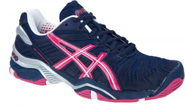Dámská tenisová obuv Asics Gel Resolution 4 (W)